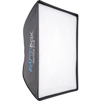 Westcott Rapid Box Switch Softbox 2 x 3 ft.