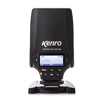 Kenro Mini Speedflash - 4/3rds Fit