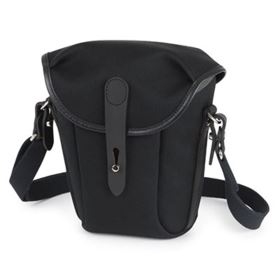 Billingham Galbin 10 - Black Canvas / Black