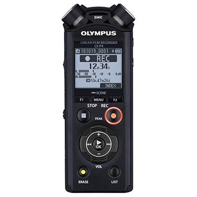 Image of Olympus LS-P4 Video Kit