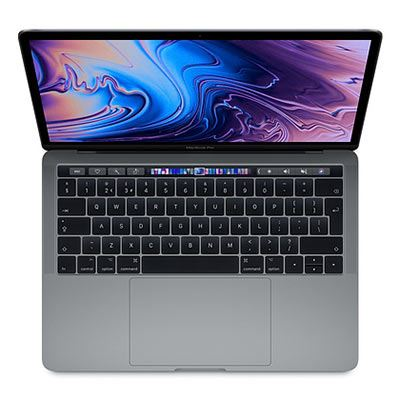 Image of Apple MacBook Pro 13-inch with Touch Bar - 2.3Ghz QC (8thGen) i5 8GB 256GB Space Grey