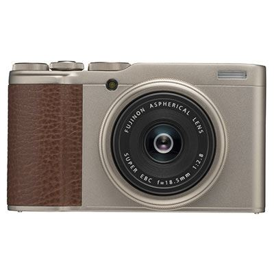 Fujifilm XF10 Digital Camera - Champagne Gold