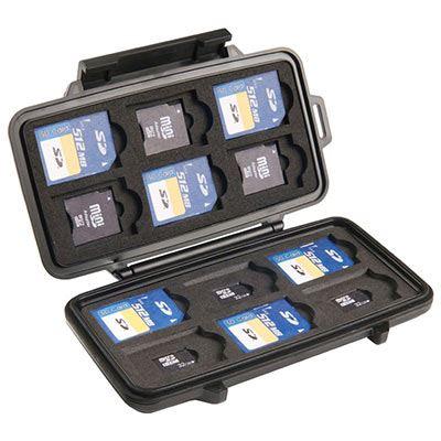 Image of Peli 0915 Memory Card Case