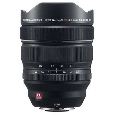 Fujifilm 8-16mm f2.8 XF R LM WR Fujinon Lens