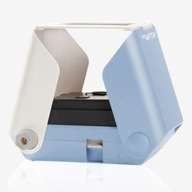 KiiPix Smartphone Picture Printer - Sky Blue