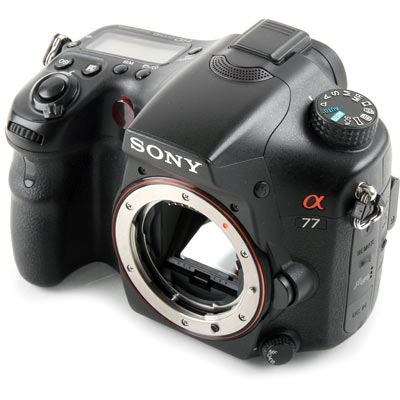 Used Sony Alpha A77 Digital SLT Camera Body