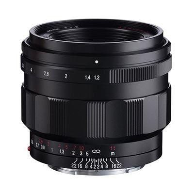 Voigtlander 40mm f1.2 Nokton Aspherical Lens - Sony E Fit