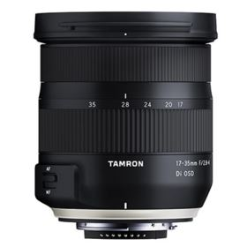 Tamron 17-35mm f2.8-4 Di OSD Lens - Nikon Fit