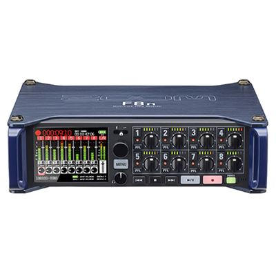Image of Zoom F8n Multitrack Field Recorder