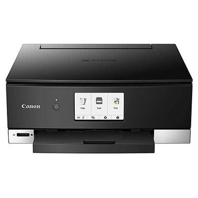 Canon PIXMA TS8250 All-In-One Wireless Printer - Black