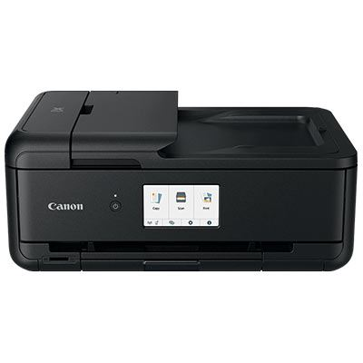 Canon PIXMA TS9550 A3-capable All-In-One Printer- Black