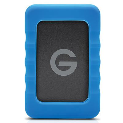 Image of G-Technology G-DRIVE ev RaW 4TB EMEA