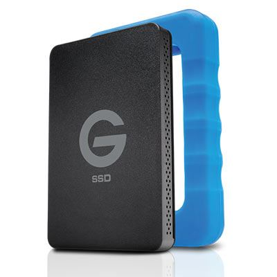Image of G-Technology G-DRIVE ev RaW SSD 2TB EMEA