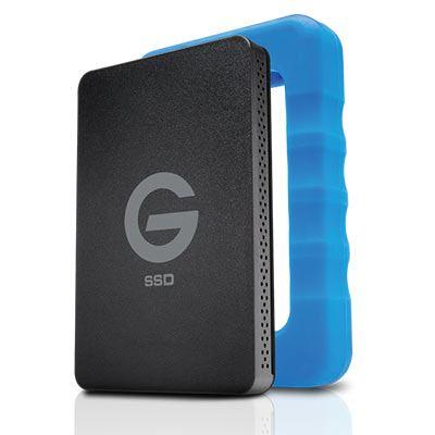 Image of G-Technology G-DRIVE ev RaW SSD 1000GB EMEA
