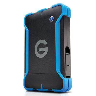 Image of G-Technology G-DRIVE ev All Terrain Enclosure USB3 EMEA