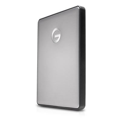 Image of G-Technology G-DRIVE Mobile USB-C 2000GB Space Gray WW v2