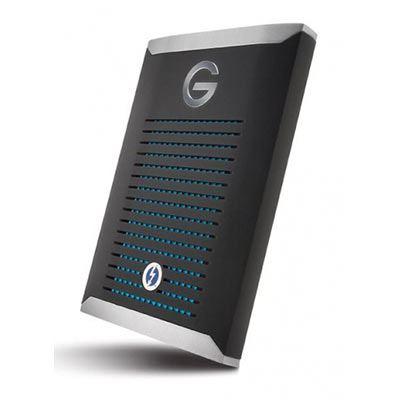 Image of G-Technology G-DRIVE mobile Pro Thunderbolt 3 SSD 1TB Black EMEA