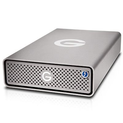 Image of G-Technology G-DRIVE Pro Thunderbolt 3 SSD 7680GB Grey EMEA