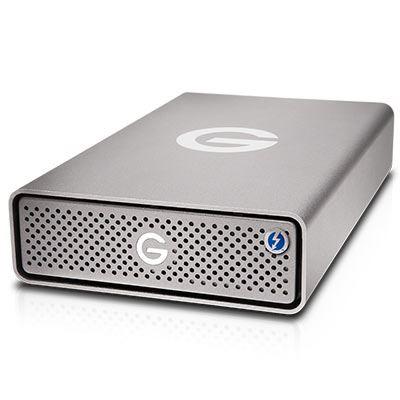 G-Technology G-DRIVE Pro Thunderbolt 3 SSD 7680GB Grey EMEA