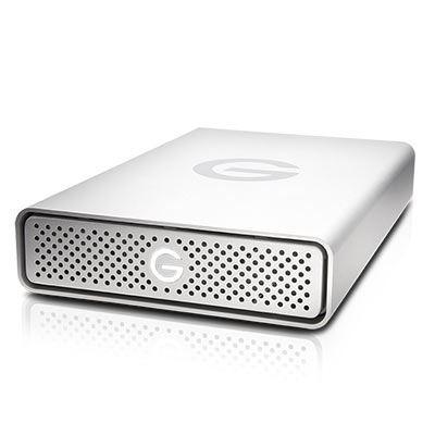 Image of G-Technology G-DRIVE 4TB 7200RPM USB3