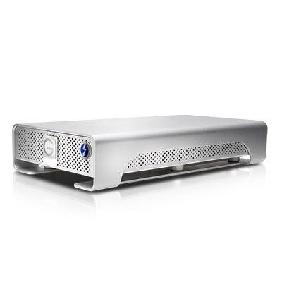 G-Technology G-DRIVE 10TB 7200RPM Thunderbolt + USB3