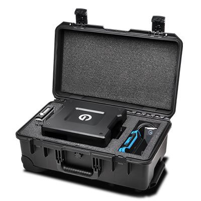 Image of G-Technology Shuttle/Shuttle 4Bay SSD Case Peli IM2500 ev modules Foam WW
