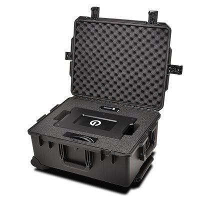 G-Technology Shuttle XL 8Bay Case Peli IM2500 ev modules Foam WW