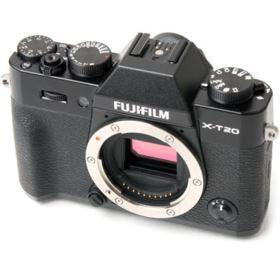 Used Fujifilm X-T20 Digital Camera Body - Black
