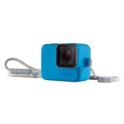 GoPro HERO7 Sleeve and Lanyard - Blue