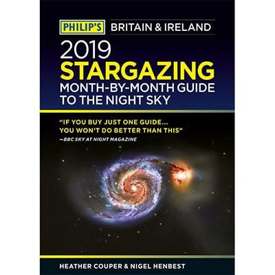Philips 2019 Stargazing Month-by-Month Guide to the Night Sky Britain + Ireland
