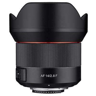 Samyang AF 14mm f2.8 Lens - Nikon F Fit