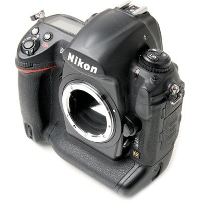 Used Nikon D3x Digital SLR Camera Body