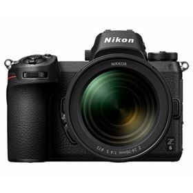 Nikon Z 6 Digital Camera with 24-70mm lens