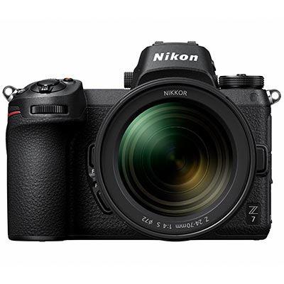 Nikon Z7 Digital Camera with 24-70mm lens