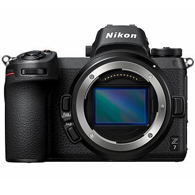 Used Nikon Z 7 Digital Camera with Mount Adapter