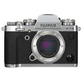Fujifilm X-T3 Digital Camera Body - Silver