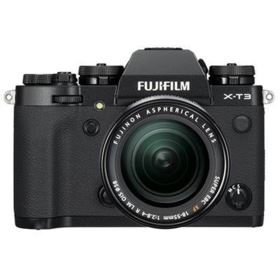 Fujifilm X-T3 with 18-55mm XF Lens