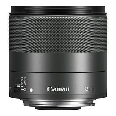 Image of Canon EF-M 32mm f1.4 STM Lens