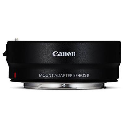 Image of Canon EF-EOS R Mount Adapter