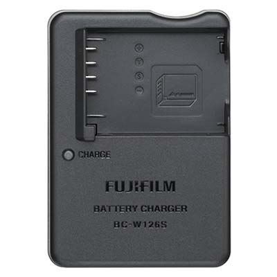 Fujifilm BC-W126S Battery Charger for NP-W126/S