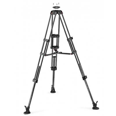 Manfrotto Carbon Fibre Twin MS Tripod 100/75mm