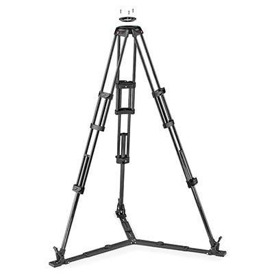 Manfrotto Carbon Fibre Twin GS Tripod 100/75mm