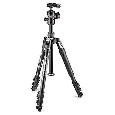 Image of Manfrotto Befree 2N1 Lever Travel Tripod
