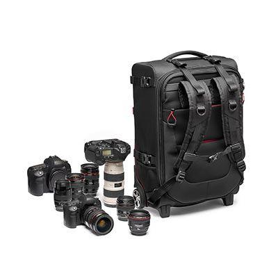 Image of Manfrotto Reloader Switch-55 PL Roller Backpack