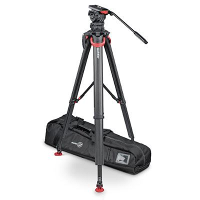 Image of Sachtler System FSB 10 T FT MS Video Tripod System