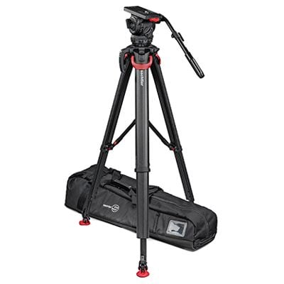 Image of Sachtler System Video 18 FT MS Video Tripod System