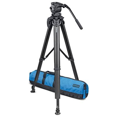Image of Vinten System Vision 8AS FT MS Video Tripod System