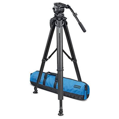 Image of Vinten System Vision 10AS FT MS Video Tripod System
