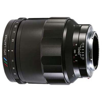 Voigtlander 65mm f2 Macro Apo-Lanthar Lens - Sony E Fit