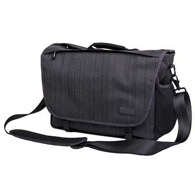 Calumet Messenger Bag - Medium - Dark Grey